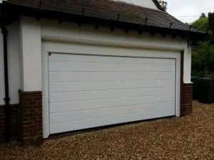 Vartai garažui